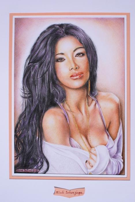 Nicole Scherzinger by Jimmy73